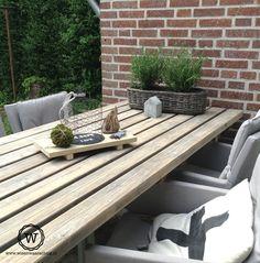 Bijzonder buiten on pinterest tuin buxus and terraces - Terras versieren ...