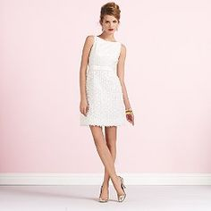 Love this Kate Spade wedding dress.