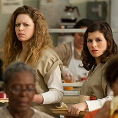 Take a Jail Break! Orange Is the New Black's Natasha Lyonne and Yael Stone Reveal Exclusive Secrets from the Set