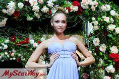 Moscow Bridal Weekend (Дни Свадебной Моды в Москве). Brand Terani Couture http://www.mystarway.com/news/14272/
