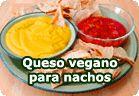 Queso vegano para nachos :: recetas veganas recetas vegetarianas :: Vegetarianismo.net