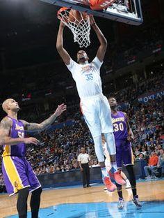 Blog Esportivo do Suíço:  Sem Kobe Bryant, Lakers perdem do Thunder, liderado por Kevin Durant