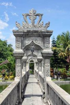 Taman Ujung Sukasada Karangasem Bali