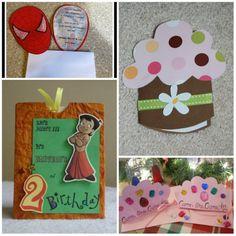 262 Best Diy Party Invite Ideas Images Kids Part Invitations