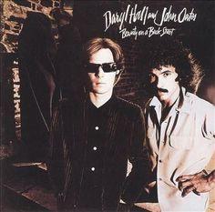 "Hall And Oates Vinyl Record Album! Authentic Vintage Daryl Hall & John Oates ""Beauty On A Backstreet"" Album! Sleeve With Lyrics! Hall & Oates, I Love Music, Good Music, T Bone, Used Vinyl Records, Rca Records, Rich Girls, Rock & Pop, John Oates"
