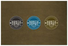 North Gregory Hotel by Driven , via Behance
