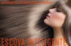 Se você deseja cabelos com volume reduzido, lisos, e hidratados, se joga na ESCOVA INTELIGENTE!  Queridinha por muitas mulheres, por alisar e ainda deixar o cabelo com um aspecto de cabelo saudável, é indicada para todos os tipos de cabelos. 💢O seu principio ativo, é a base de tioglicolato de amônia. 💢Resultado: Os fios finos ou ondulados ficam lisos, e em cabelos crespos ou armados, há apenas redução  de volume. 💢Duração: Depende muito do tipo de cabelo, e do efeito que a mesma…
