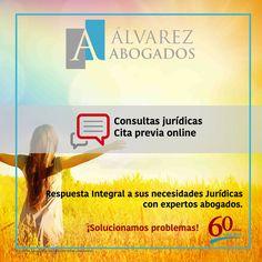 Consultas jurídicas y Cita previa online. Respuesta Integral a sus necesidades Jurídicas con expertos abogados. http://alvarezabogadostenerife.com/?p=5430
