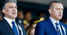 Erdoğan: Gül'le bizimkisine kader arkadaşlığı denmez   Kopek gibi yiyin birbirinizi !