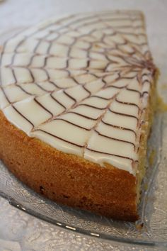 Frisk, No Bake Cake, Baked Goods, Camembert Cheese, Cake Recipes, Sweet Treats, Good Food, Food And Drink, Sweets
