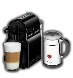 One of the best inventions in coffee ever... Inissia Espresso Machine, Fits Perfectly   Nespresso