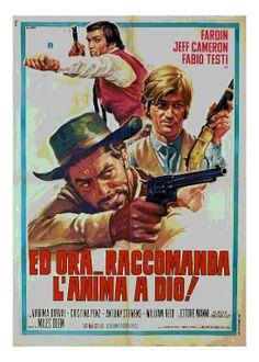 Spaghetti western   Spaghetti Western Poster Art