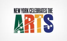 NYC Celebrates The Arts by Milton Glaser
