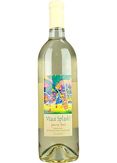 Tedeschi Winery's Maui Splash- A must do if you are vacationing in Maui! Have to take some home too!