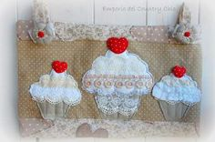 Shabby cakes