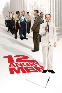 12 Angry Men movie poster - #poster, #bestposter, #fullhd, #fullmovie, #hdvix, #movie720pThe defense and the prosecution have rested and the jury is filing into the jury room to decide if a young Spanish-American is guilty or innocent of murdering his father. What begins as an open and shut case soon becomes a mini-drama of each of the jurors' prejudices and preconceptions about the trial, the accused, and each other.