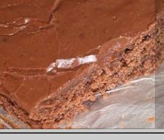 This Texas Sheet Cake is shiny, sets up like fudge but is soft on the bottom and flaky on the top, and can be made with or without nuts. As for the cake, it's usually made in 15x10 inch pan, always calls for either buttermilk or sour cream, and can be made with or without cinnamon. Lady Bird Johnson's Mexican Chocolate Cake, which some claim to be the original Texas Sheet Cake, is made with cinnamon.