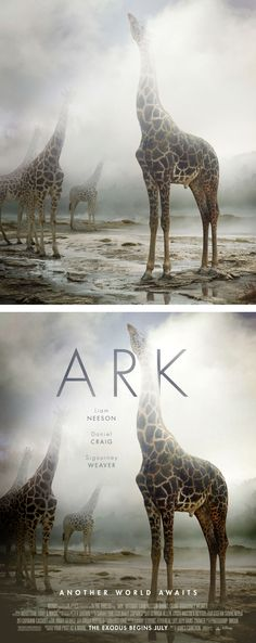 Random photos of Reddit users turned into awesome movie posters.
