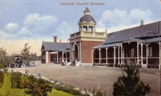 Memorial Hospital, Bulawayo I WAS BORN HERE Memorial Hospital, Zimbabwe, Amazing Places, The Good Place, Scenery, Places To Visit, Africa, Cabin, Mansions