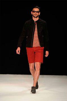 Oliver Spencer Men's Spring Summer 2014 Collection 11