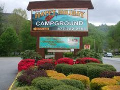 Happy Holiday RV Village Cherokee NC Passport America Campgrounds
