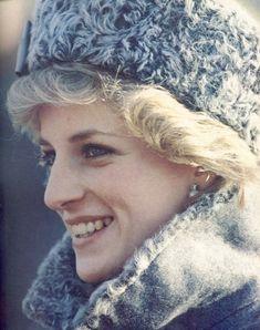 Diana in Southampton 1983
