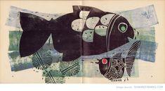 ماهی سیاه کوچولو – تصاویر کتاب | ShahreFarang