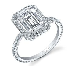 Neil Lane engagement ring... so pretty!