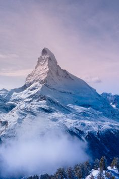 nordvarg:  The Matterhorn • Switzerland