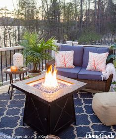 'Tis the season.. to get outdoors!  Put your personal decorating mark on the porch, patio, dock, backyard, deck – wherever you enjoy spending time in the sun or under the stars.  Head over to our Outdoor Living board for more décor tips, inspiration, and wow-worthy outdoor spaces.