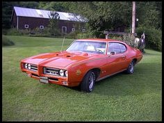 1969 Pontiac GTO Judge. Would SO love a '69 Judge some day!