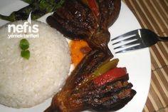 - Et Yemekleri - Las recetas más prácticas y fáciles Arabic Food, Iftar, Mediterranean Recipes, Rice, Food And Drink, Pork, Cooking Recipes, Pasta, Beef