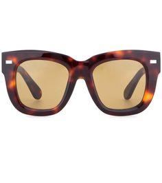 ACNE STUDIOS Library Sunglasses. #acnestudios #sunglasses