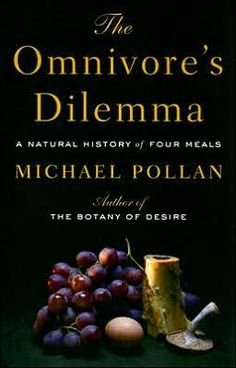 The Omnivores Dilemma: A Natural History of Four Meals.  Anyone who eats needs to read this. Reinforces common sense.