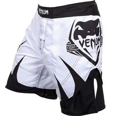 Buy your Venum Mauricio Shogun Rua Fightshorts Ice Black Mens Dress Outfits, Men Dress, Kids Outfits, Cool Outfits, Lower T Shirt, Gents Clothes, Fight Wear, Shield Icon, Mma Shorts