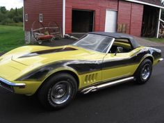 This 1969 Chevrolet Corvette is listed on Carsforsale.com for $21,995 in Park Falls, WI. This vehicle includes  Manual Transmission Rear Wheel Drive 