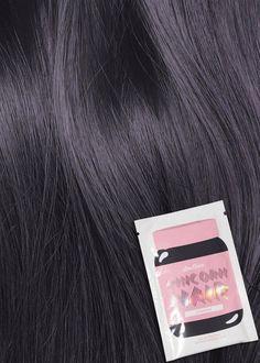 bf9cb1fec1 Lime Crime - Charcoal Unicorn Hair Colour  Beautiful Espresso Hair Color