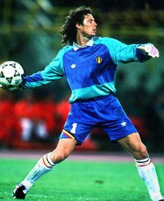 1990 - Michel Preud'homme, Football/Soccer