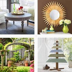 24 easy upgrades and home-beautifying decor solutions--at least one for every month of the year! thisoldhouse.com |