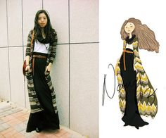 Holiday in my hometown (by Nancy Zhang) http://lookbook.nu/look/1267146-Holiday-in-my-hometown
