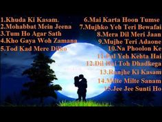 Udit Narayan Full Bollywood Romantic Songs Jukebox ( Just Click On The Songs) - YouTube