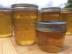 Dandelion Jelly, Mason Jars, Posts, Blog, Diy, Design, Decor, Do It Yourself, Decorating