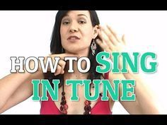 Find out how to sing in tune in three simple steps. Get FREE singing training… Find out how to sing in tune in three simple steps. Get FREE singing training…