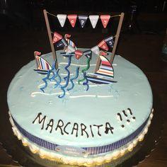 Cake sea style