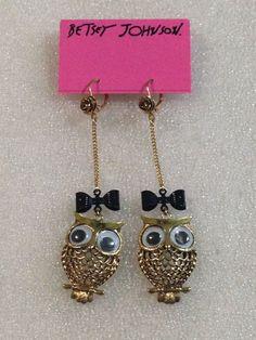 fb61bc3320e4e 130 Best betsey johnson vintage earrings images in 2015 | Betsey ...