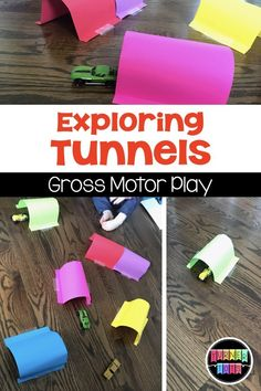 Zoom to New Places: Transportation Preschool Activities | Turner Tots