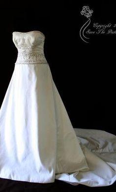 Allure Bridals 1918, find it on PreOwnedWeddingDresses.com