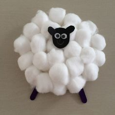 tinker with children sheep wool funny