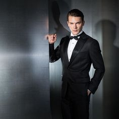 """mytailor - """"  His name is #Bond - #JamesBond  Wear your #sleek black #MyTailor by #Hemrajani tuxedo for the perfect #Halloween outfit.  """""""