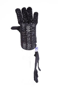 Vintage 50s 60s Fish Net Gloves . New With Tags . by VintageCommon, $25.00